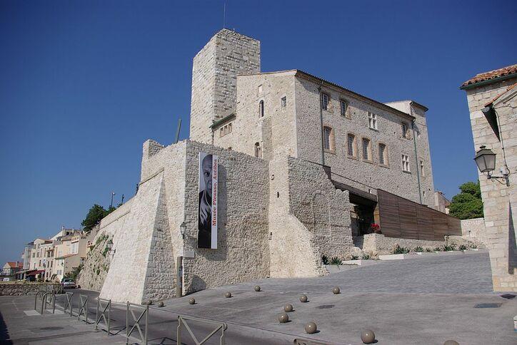 Musée Picasso, Antibes, Provence-Alpes-Côtes-d'Azur, France