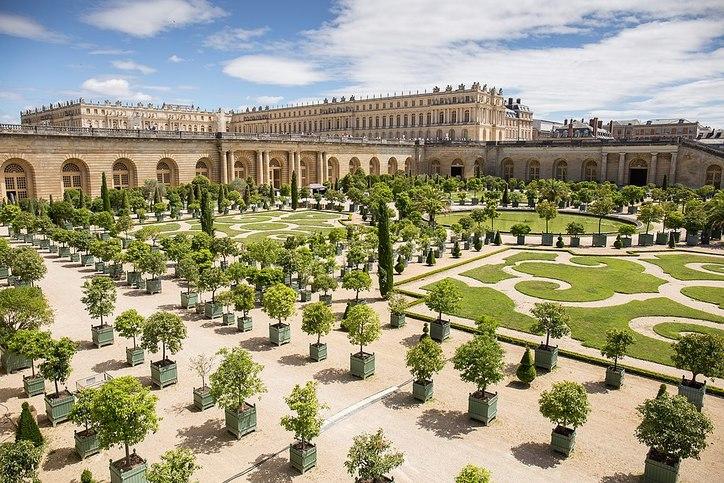 Château de Versailles, Île-de-France, France