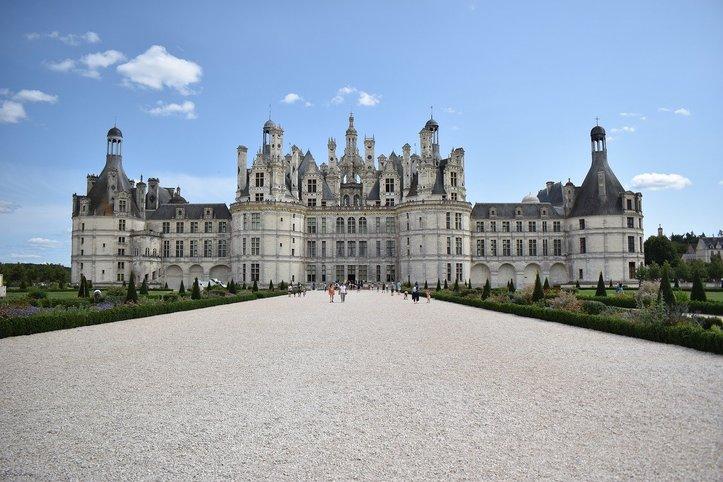 Château de Chambord, Centre-Val de Loire, France
