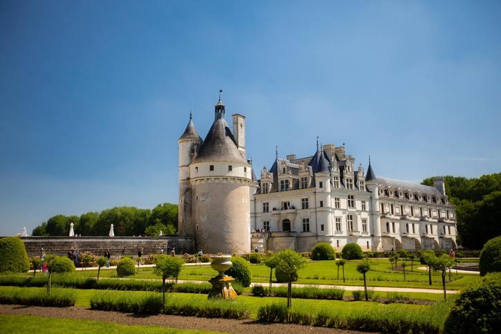 Château de Chenonceau, Centre-Val de Loire, France
