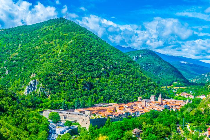 Villefranche-de-Conflent, Occitanie, France