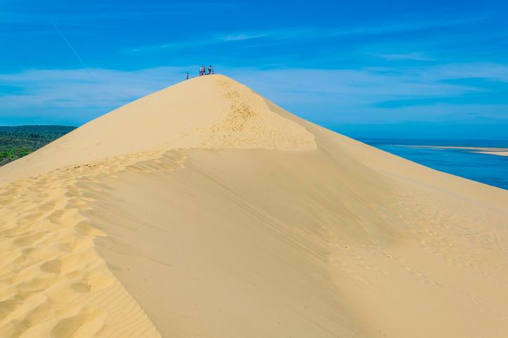 Dune du Pilat, La Teste-de-Buch, Nouvelle-Aquitaine, France