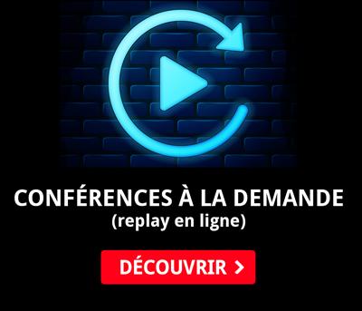 Conférences Virtuelles | Replay